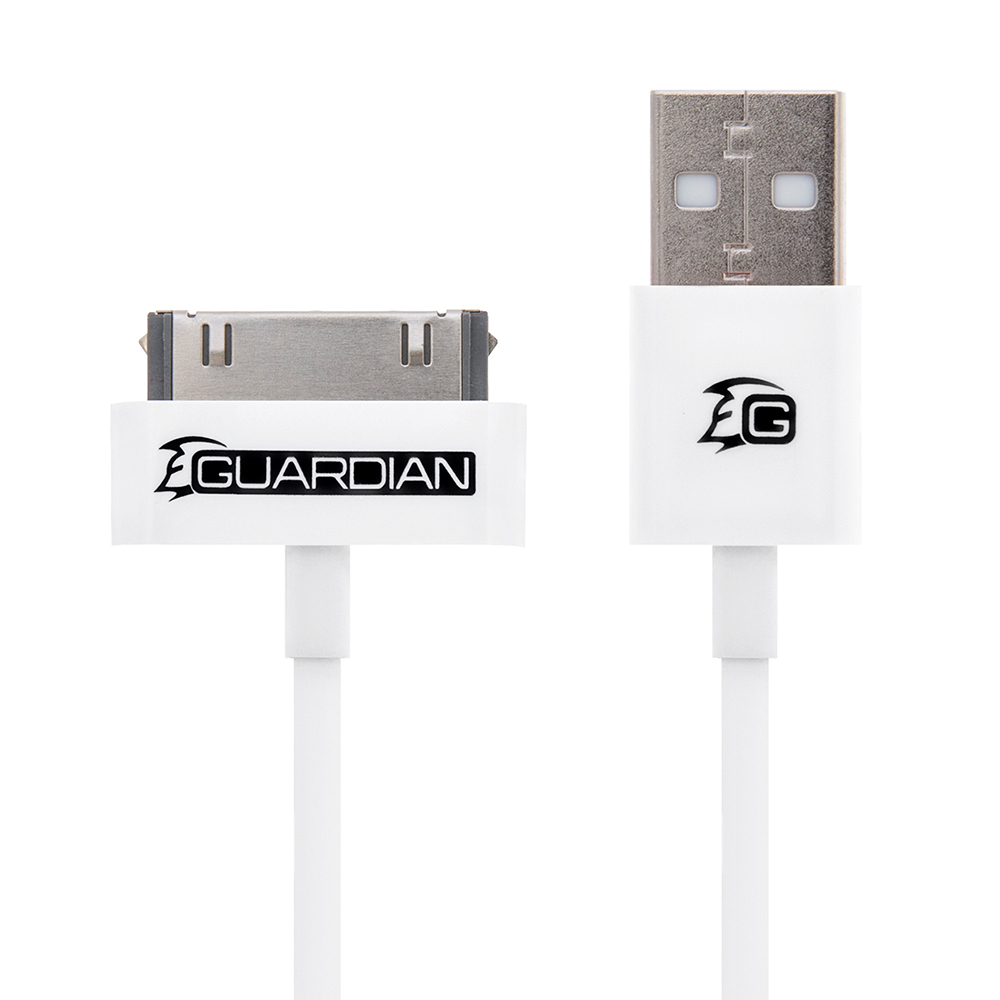 Guardian 30-Pin to USB Cable (1M) Premium Colour Series