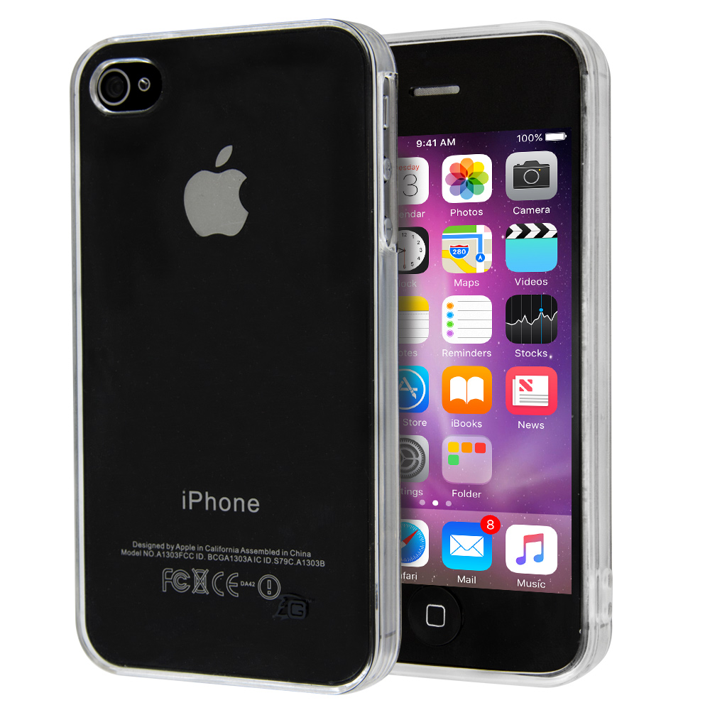 Guardian Clear Case for Apple for iPhone 4/4s