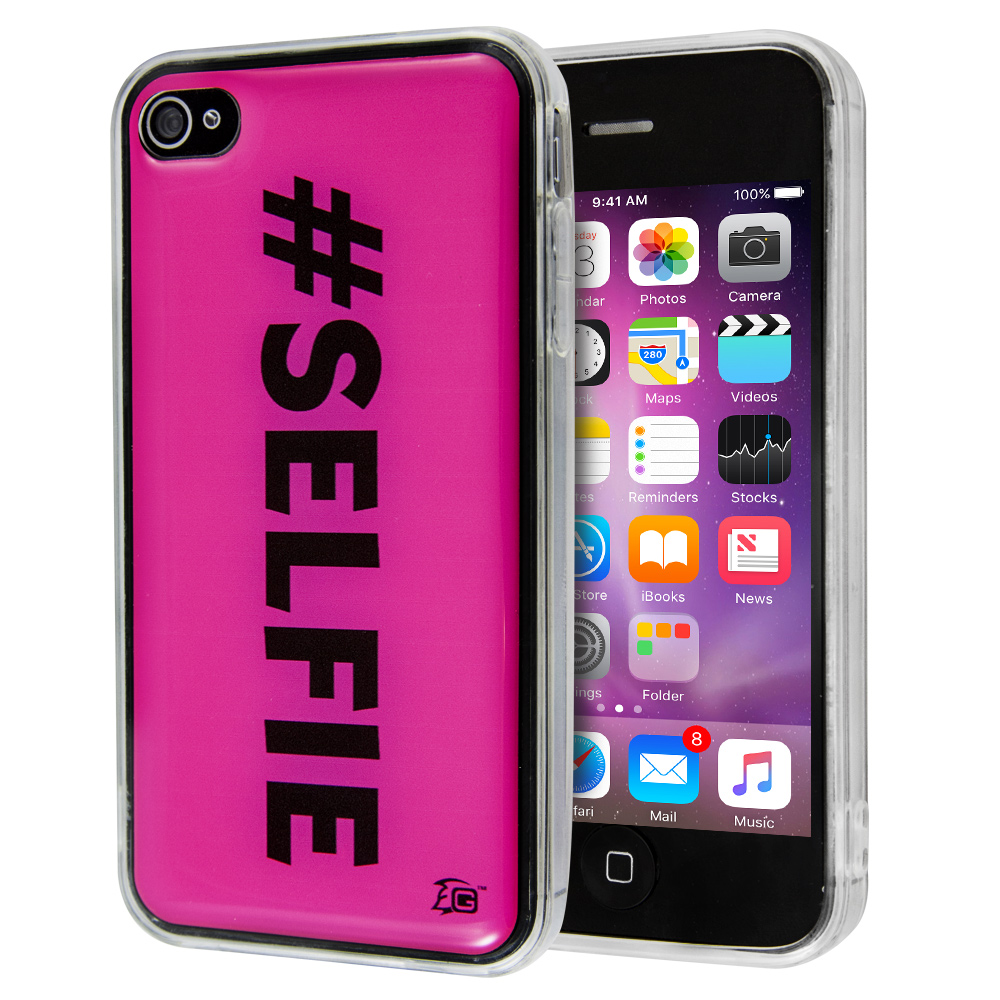 Guardian #Selfie Case for iPhone 4/4s