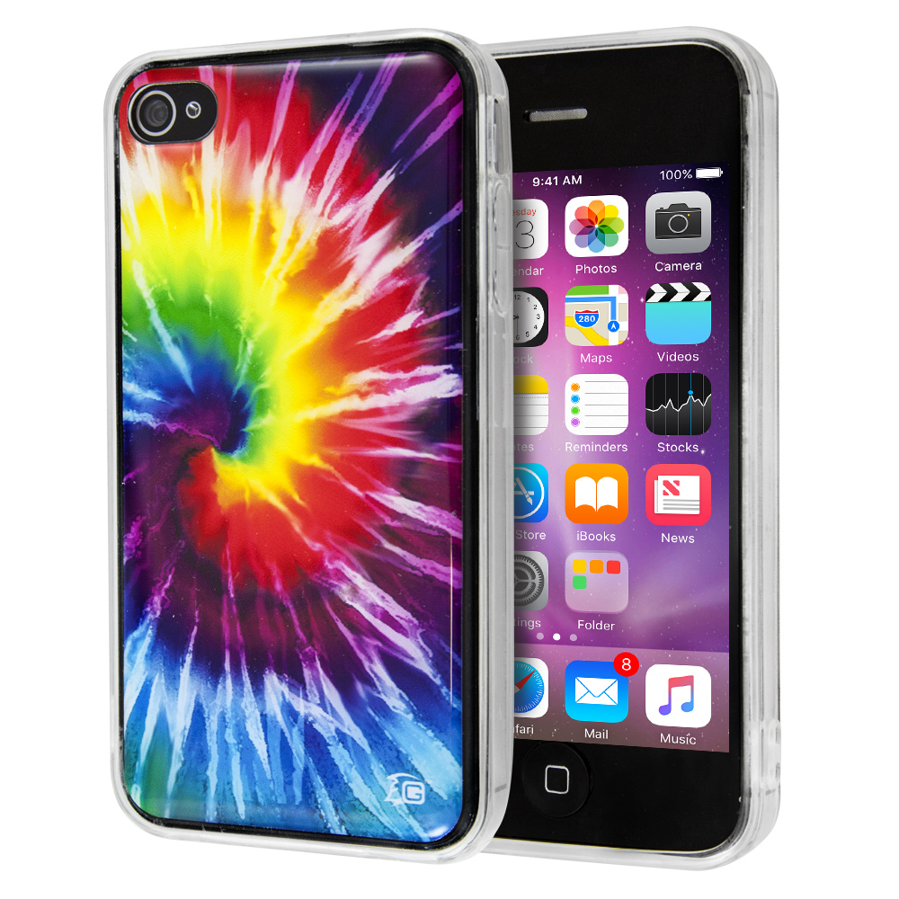 Guardian Tie Dye Case for iPhone 4/4s