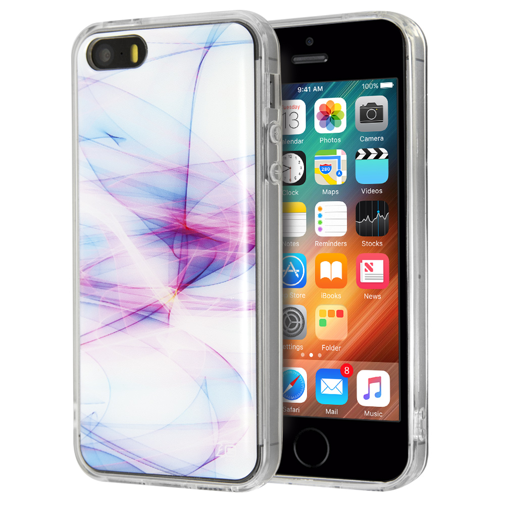 Θήκη Guardian White Nebula Θήκη για iPhone 5/5s