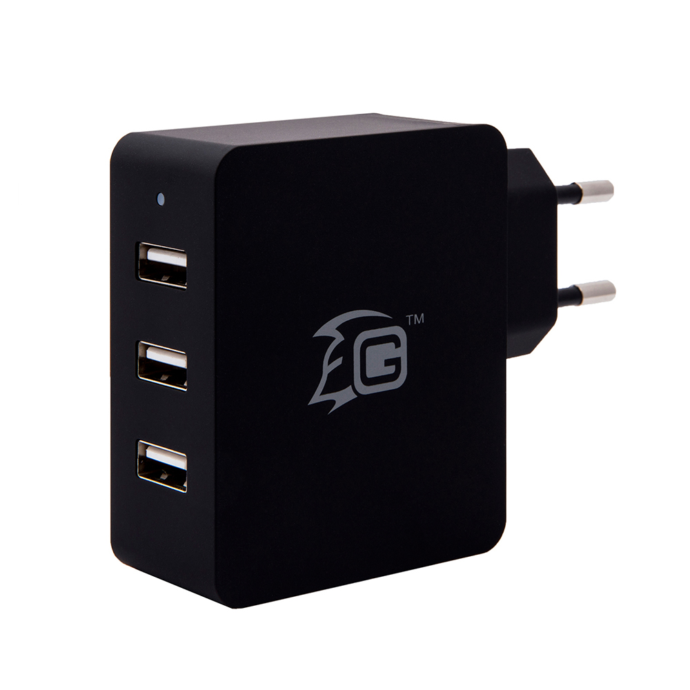 Guardian 3 Port USB Smart Charger