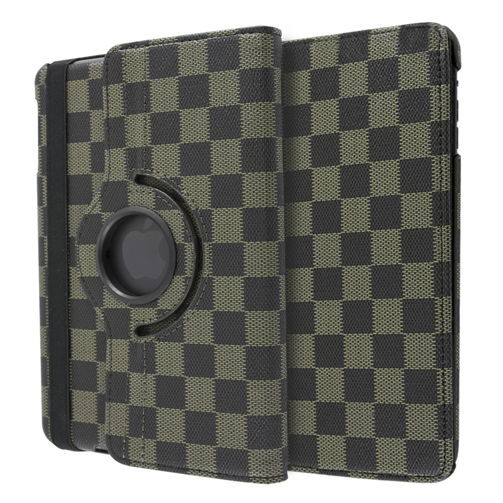 iCase 360° Checkerboard for iPad 2-3-4