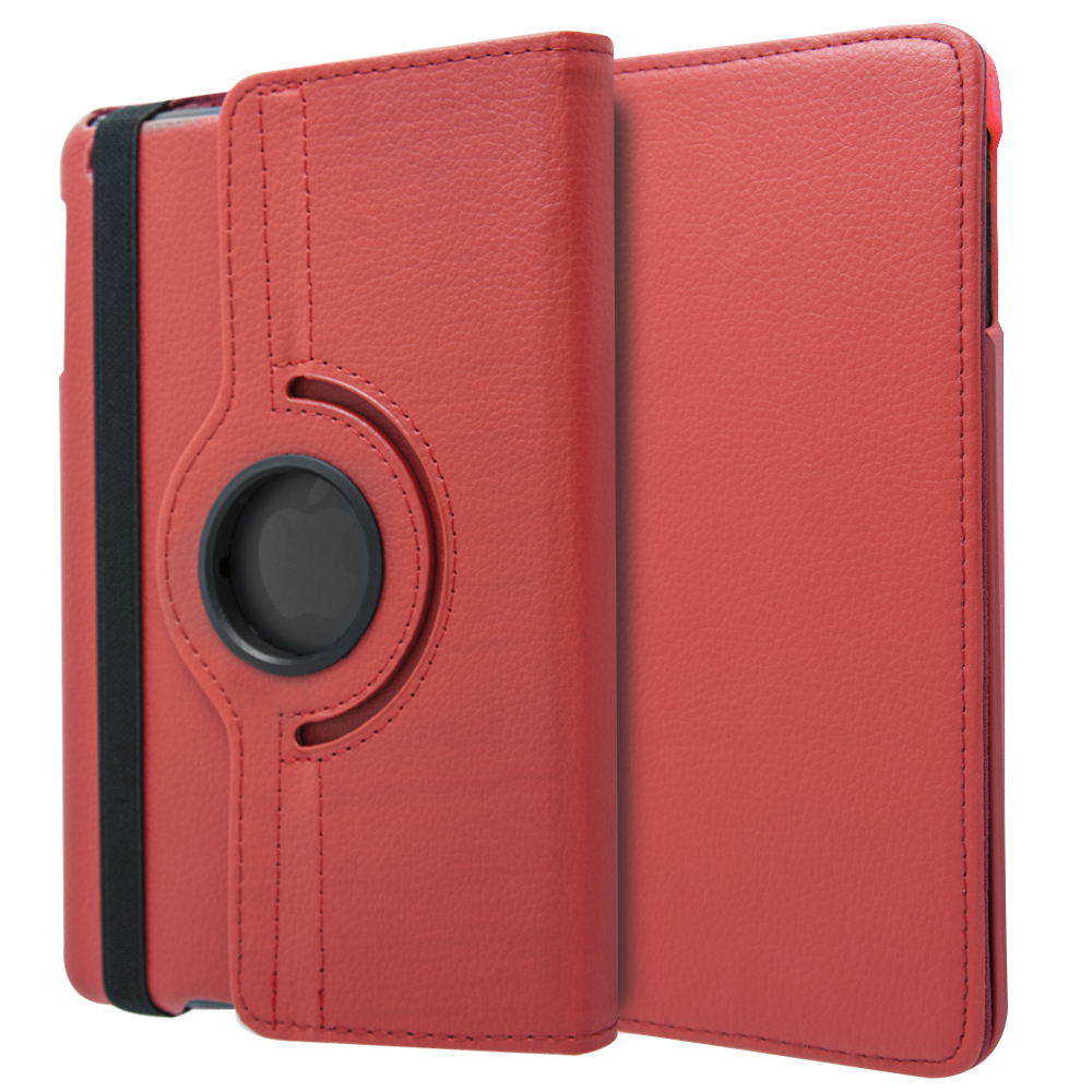iCase 360° Leather For iPad 2-3-4