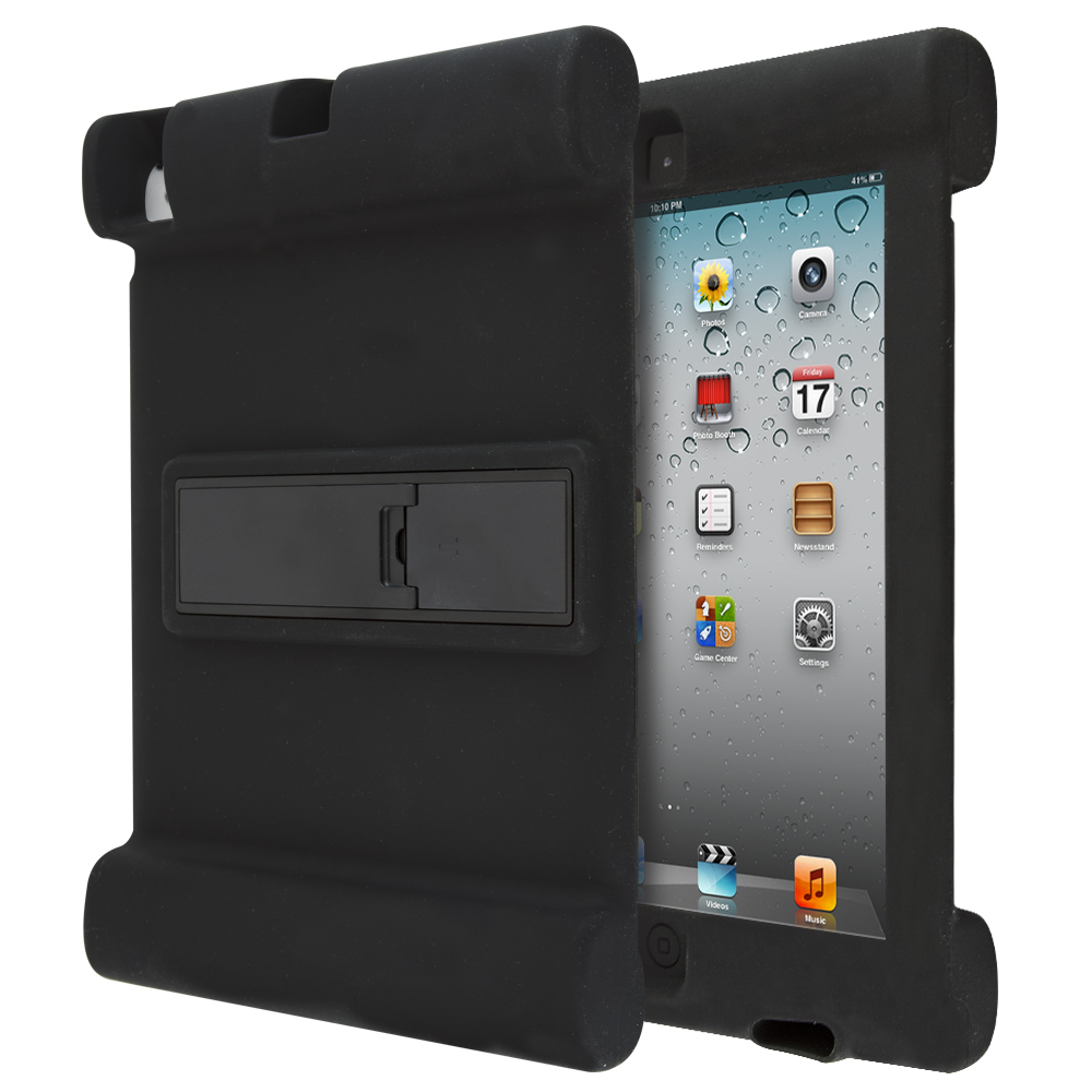Bohobo Soft Rubber Stand for iPad 2-3-4