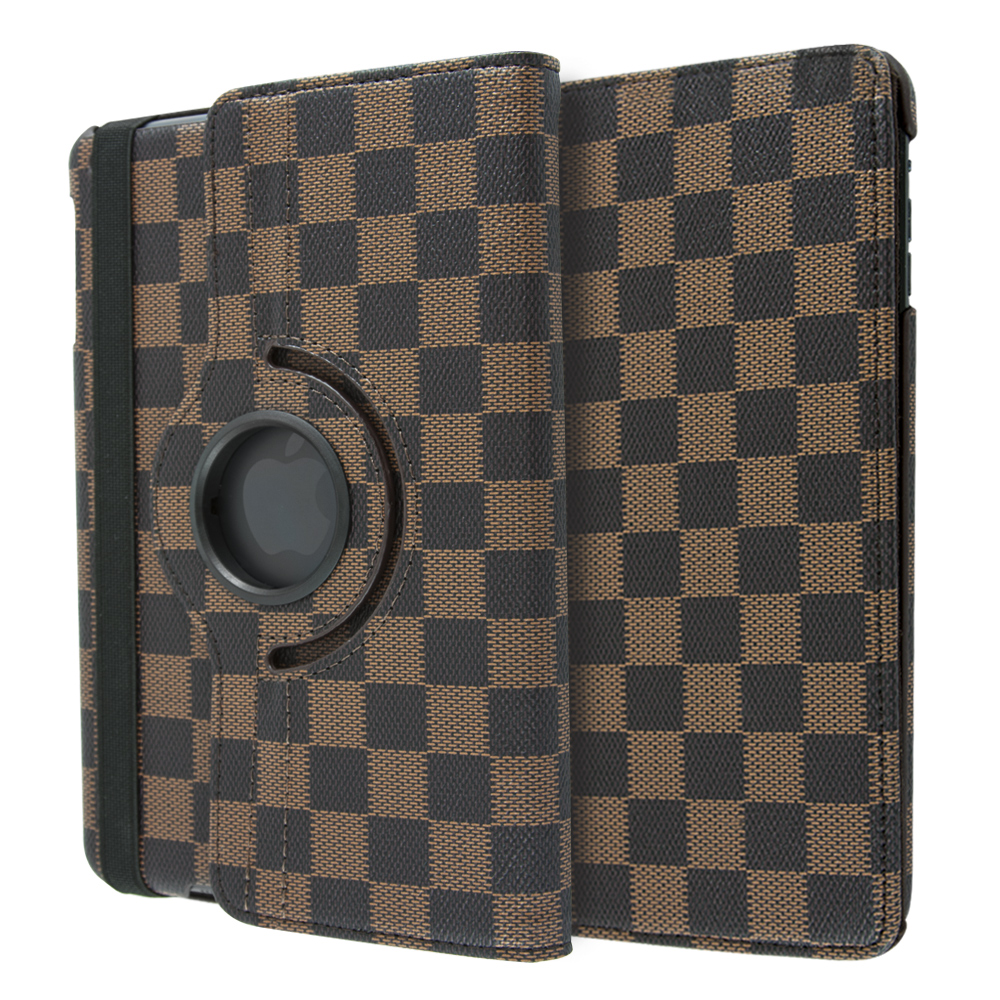 iCase 360° Checkerboard for iPad mini 1-2-3