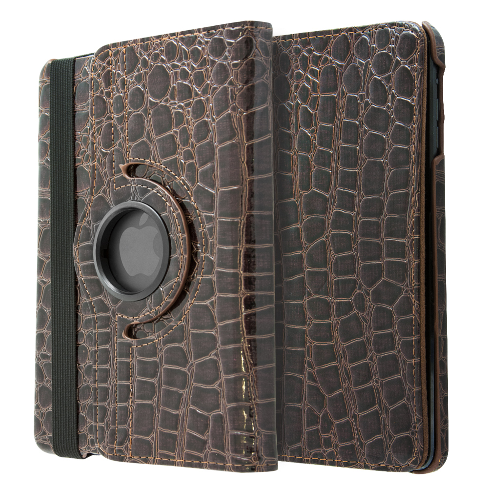 iCase 360° Croco Leather for iPad mini 1-2-3