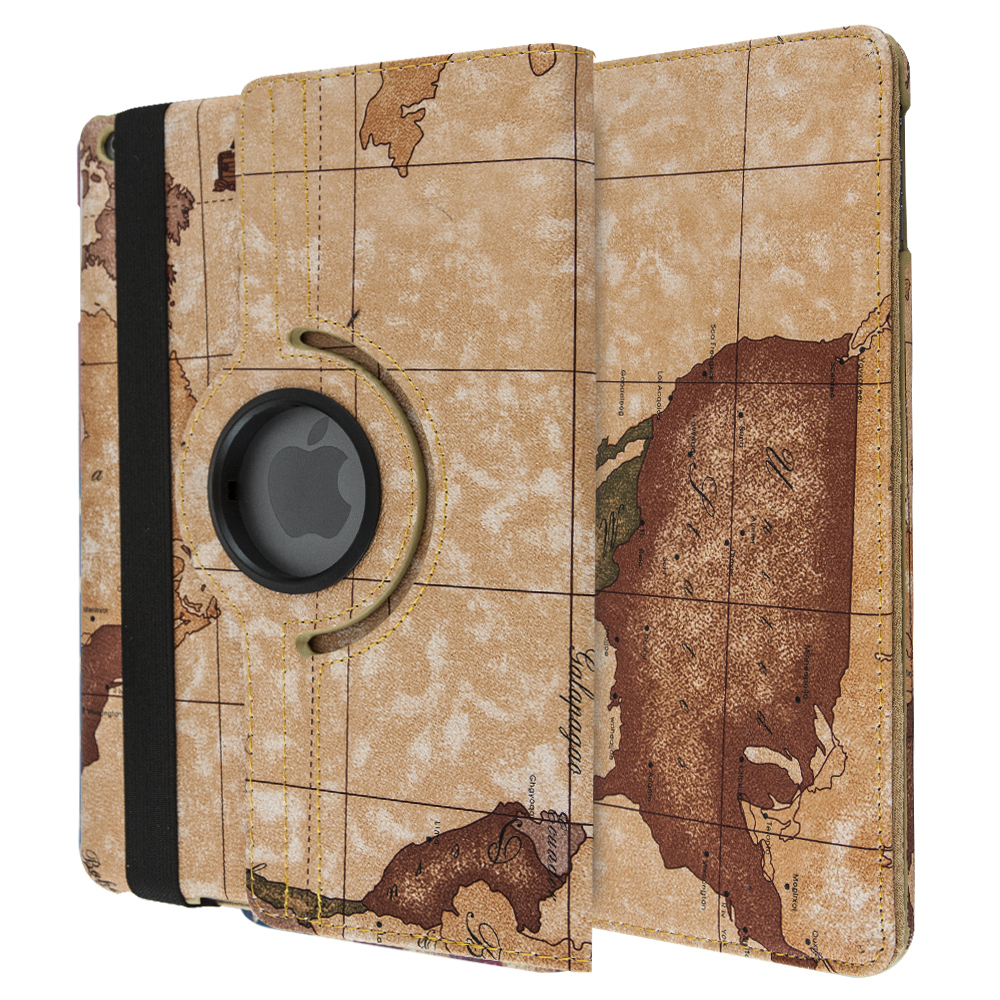 iCase 360° US Map for iPad Air