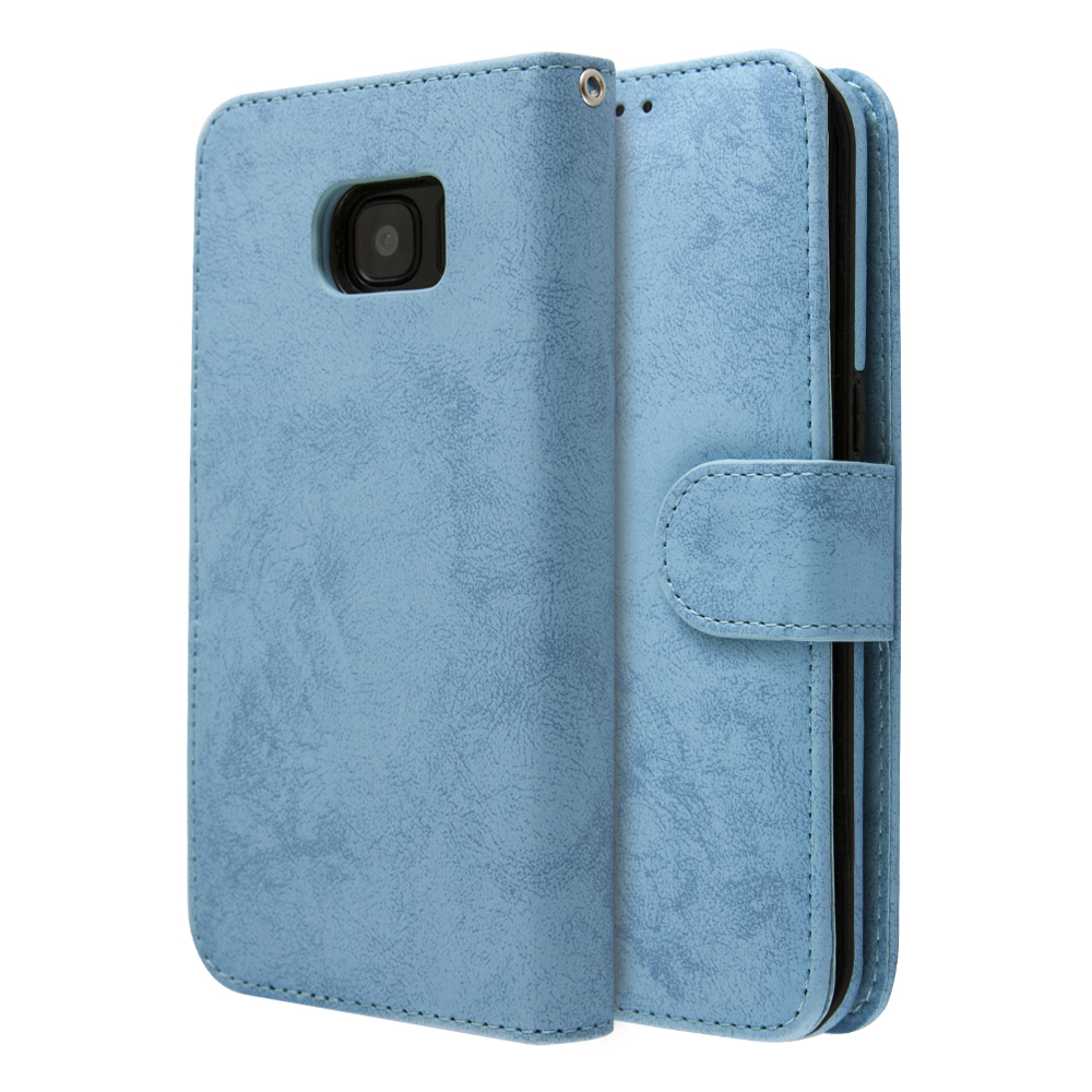 iCase Magnet Cloud Leather Book For Galaxy S7