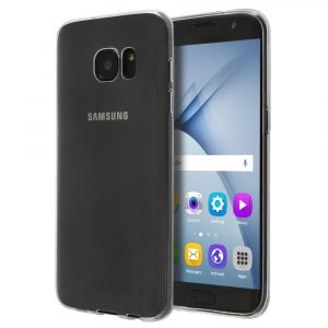 Θήκη Sublime Thin Silicone για Galaxy S7 Edge (Διάφανο)