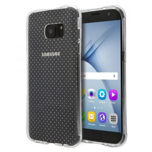 Θήκη Ume Ultra Fit Hockey για Galaxy S7 Edge (Διάφανο)
