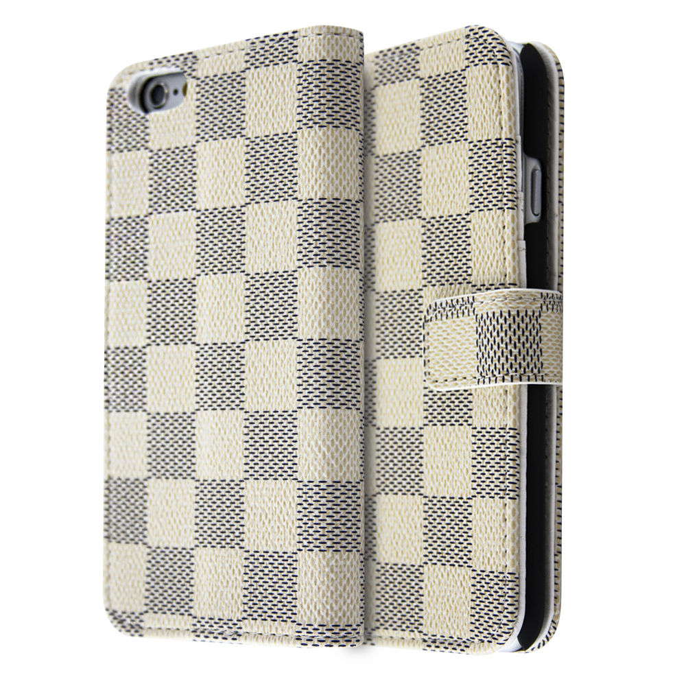 iCase Checkerboard Book For iPhone 6/6s