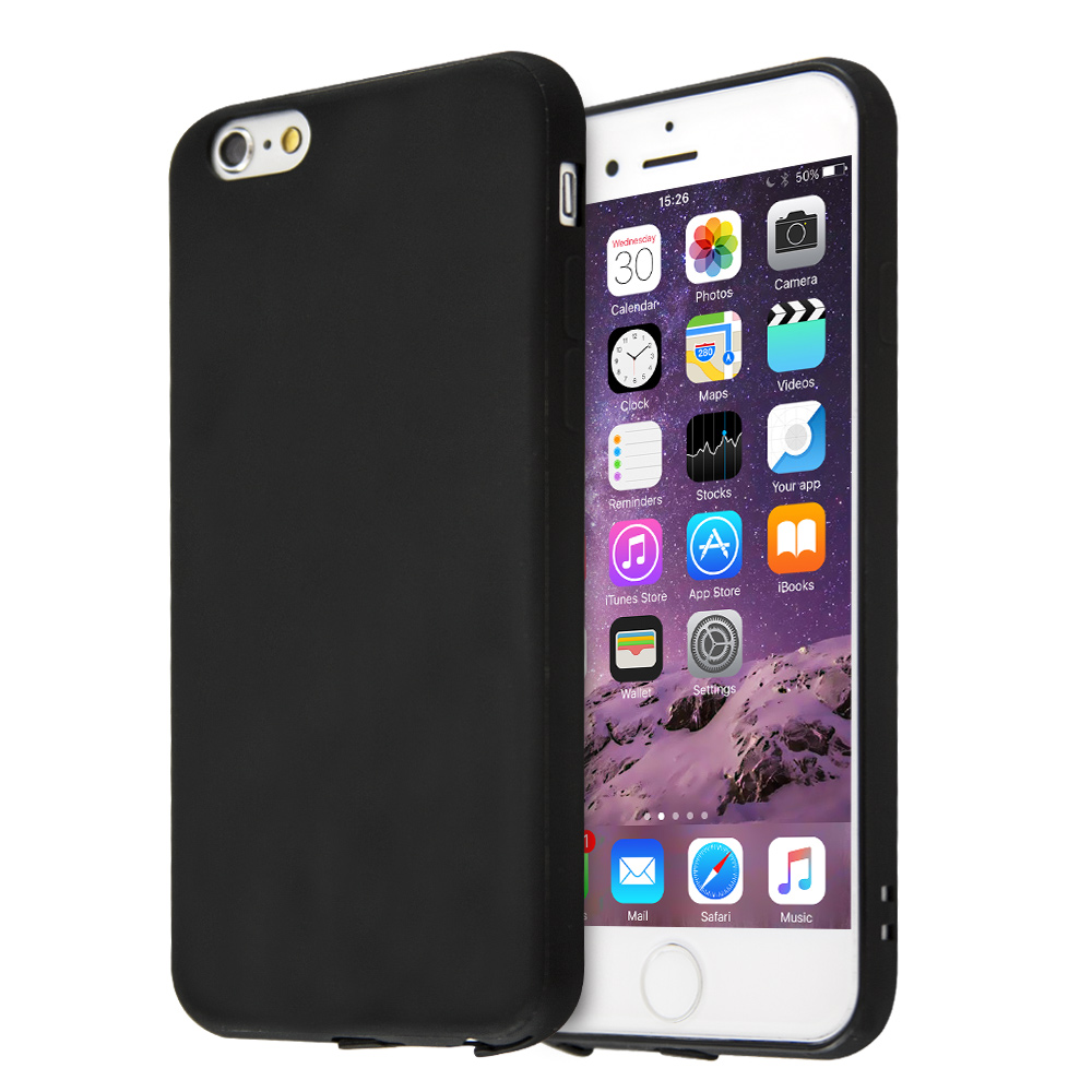 Guardian Rubber Case With Base Cover For iPhone 6/6s