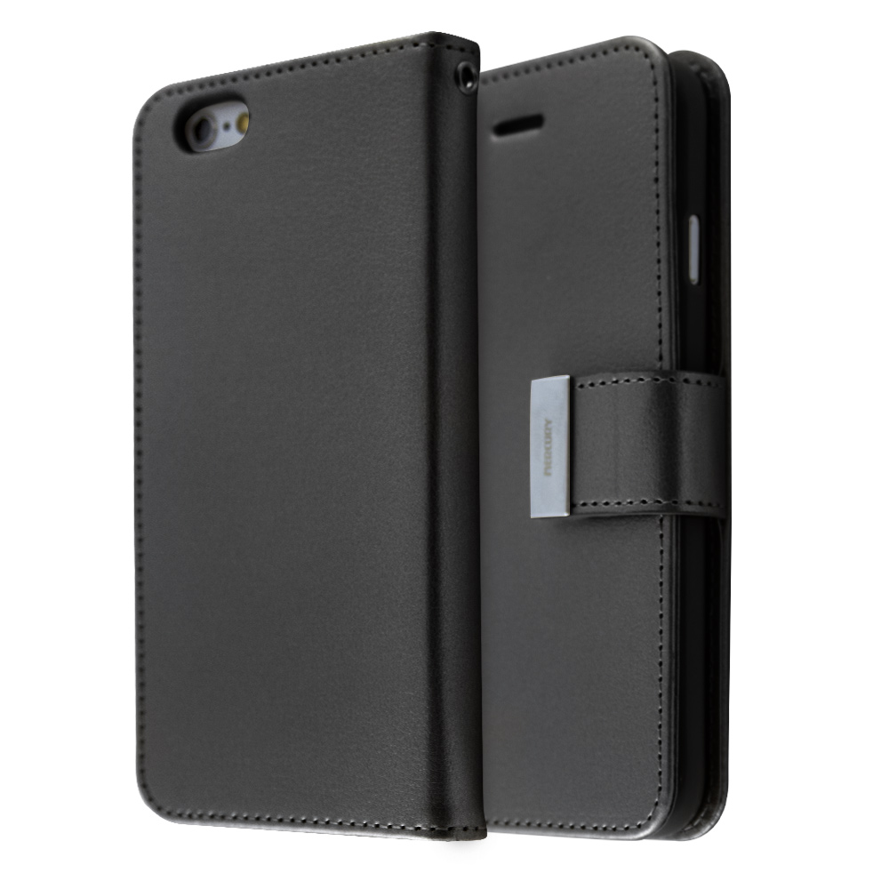 Mercury Rich Diary Case For iPhone 6/6s