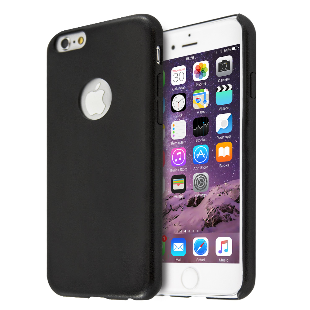 Guardian Shiny Leather Case For iPhone 6/6s