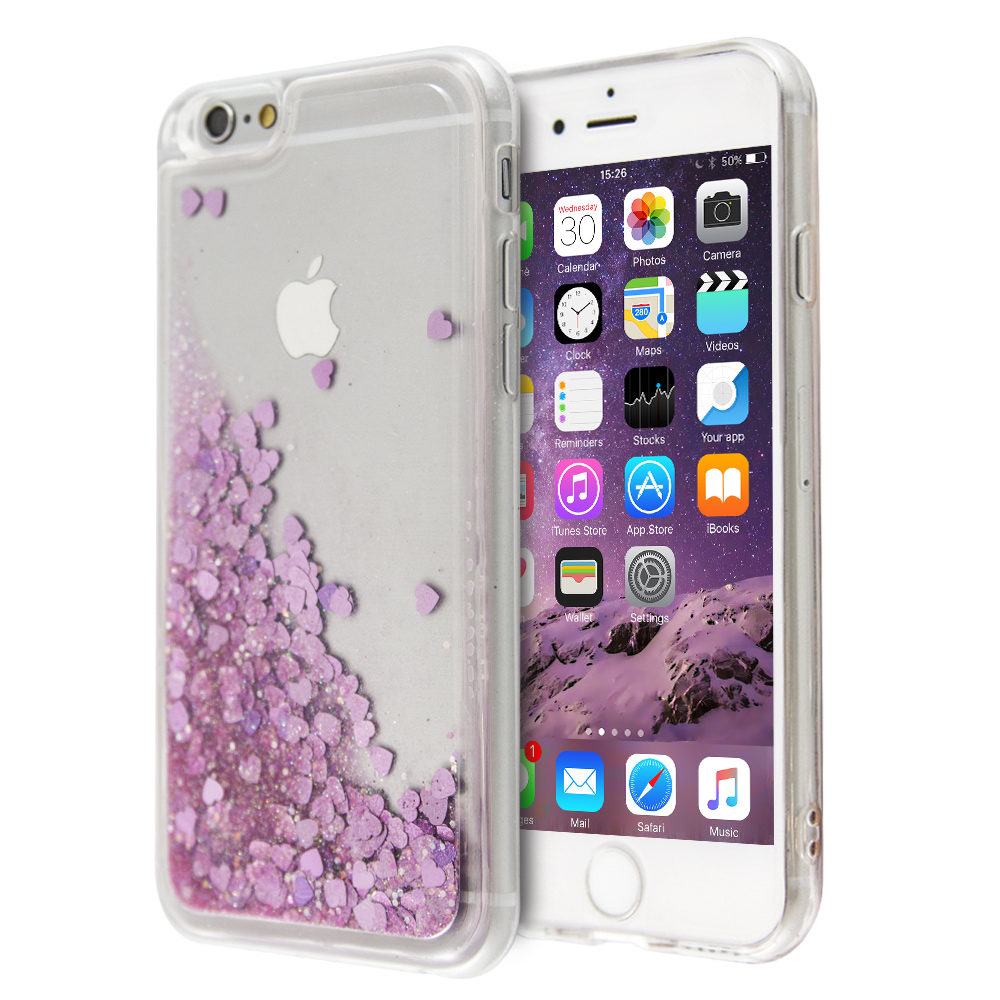 iCase Liquid Glitter For iPhone 6/6s
