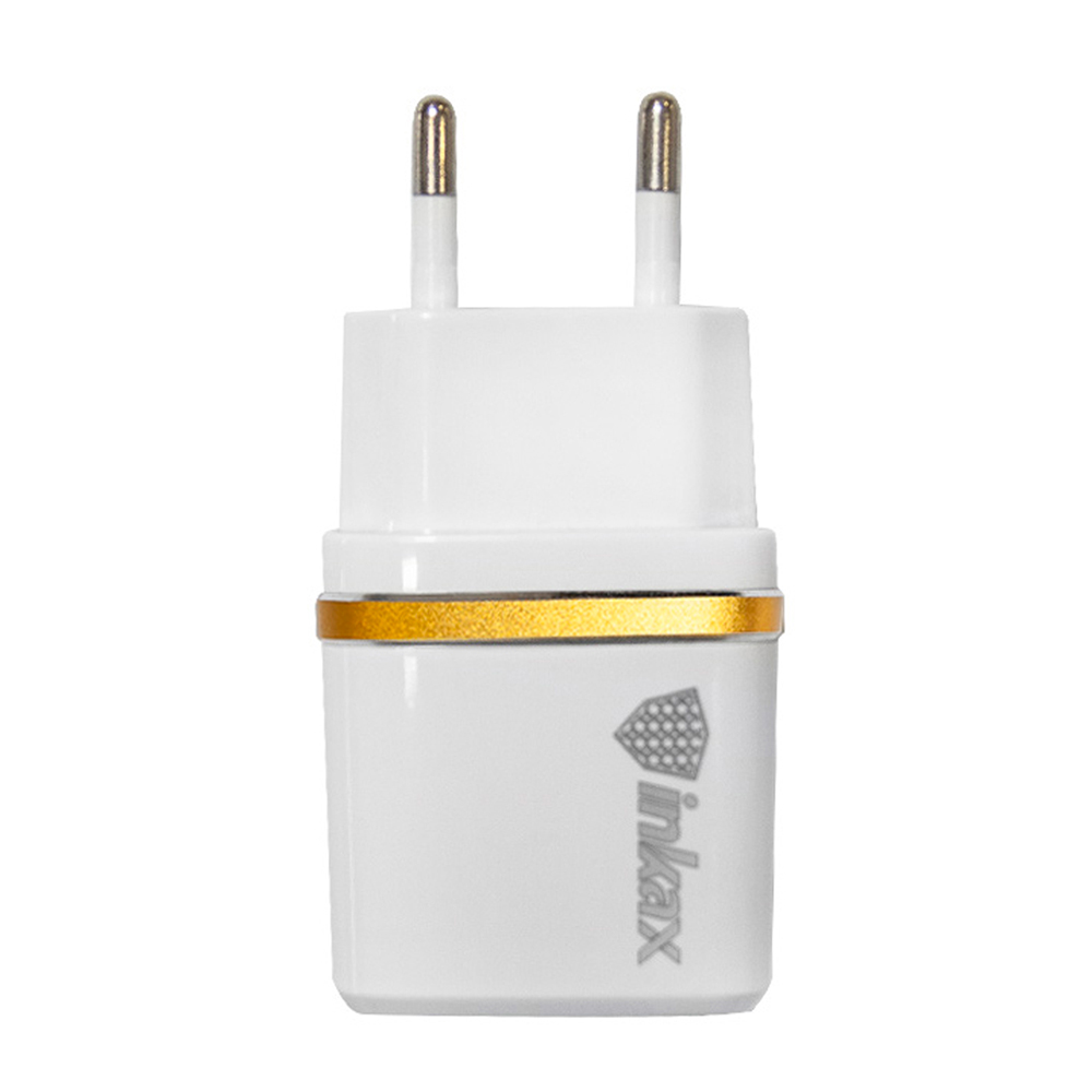 inkax Dual USB Travel Charger