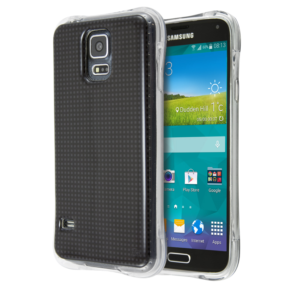 Guardian Black Grid Case for Samsung Galaxy S5