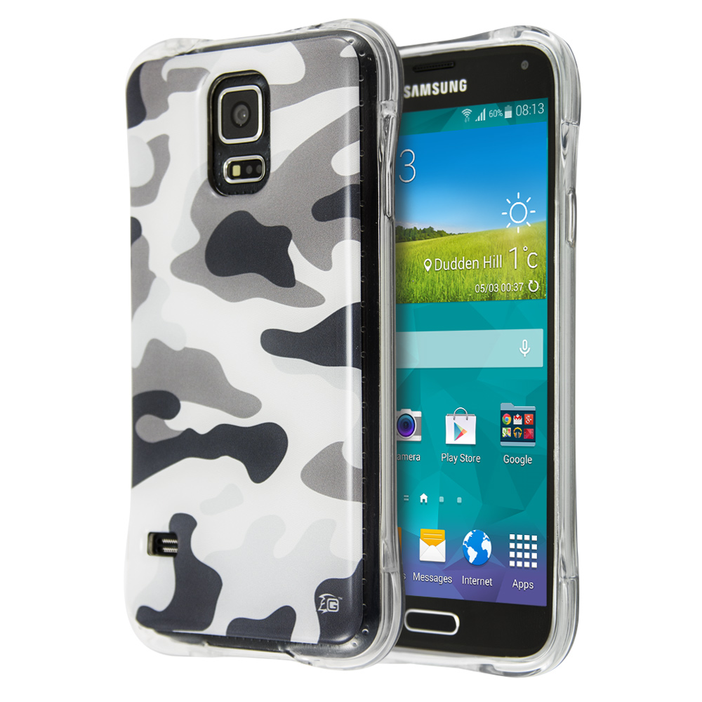 Guardian Camouflage Case for Samsung Galaxy S5