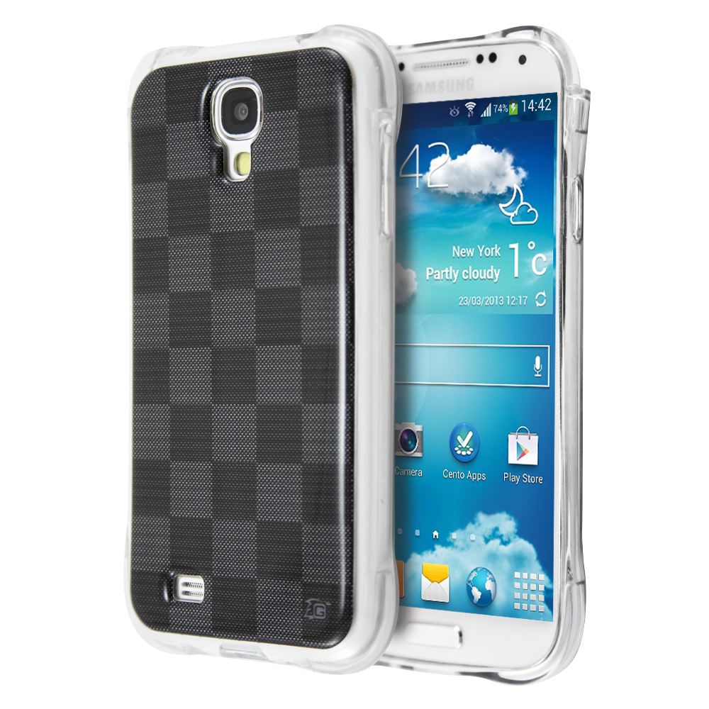 Guardian Checkerboard Case for Samsung Galaxy S4