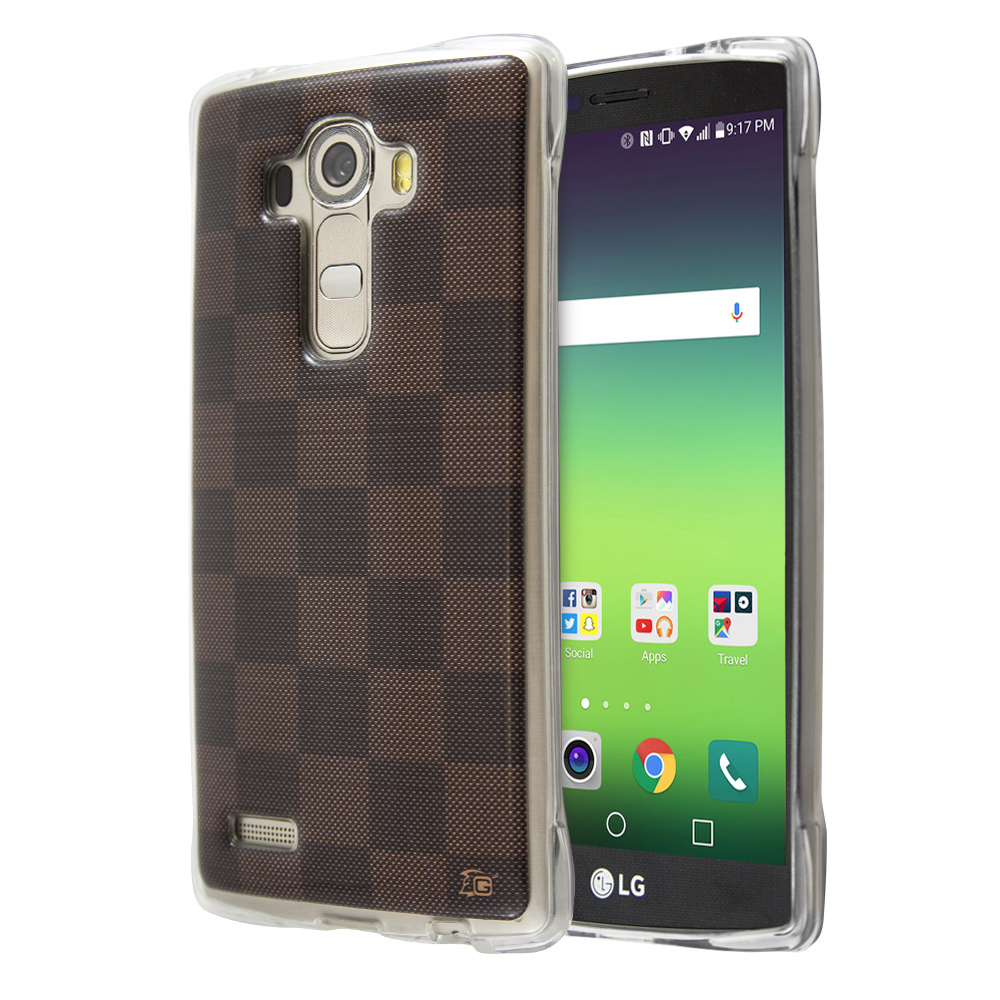 Guardian Checkerboard Case for LG G4