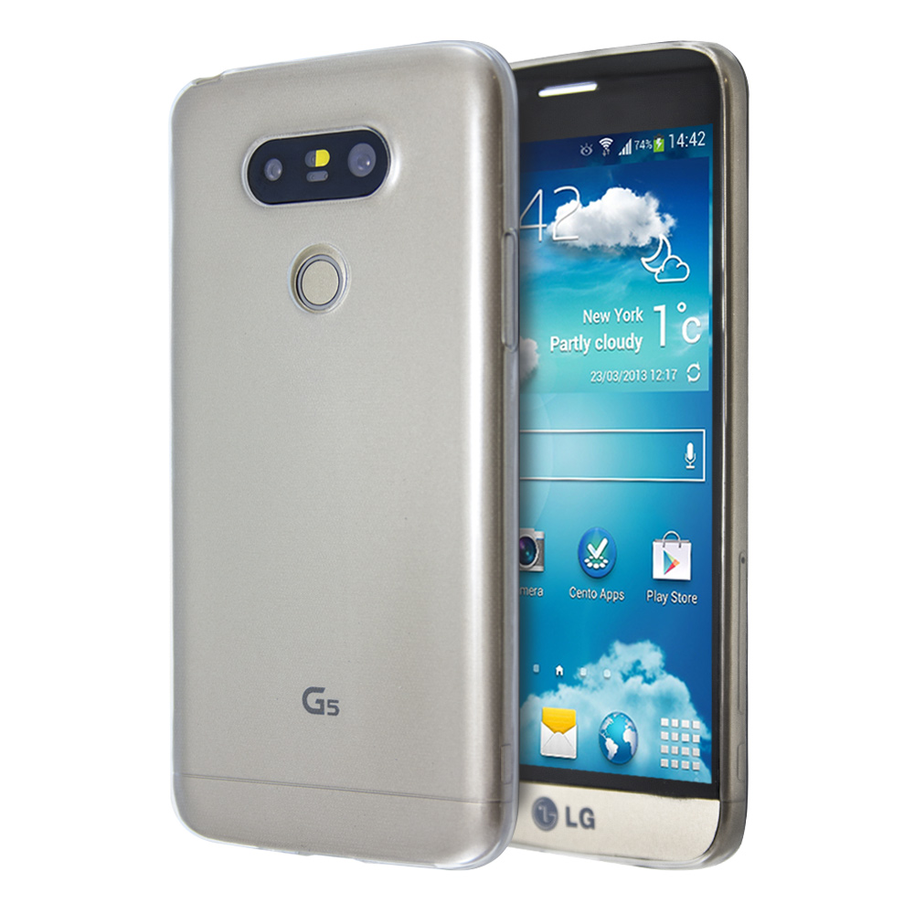 Sublime Thin Silicone Case For LG G5