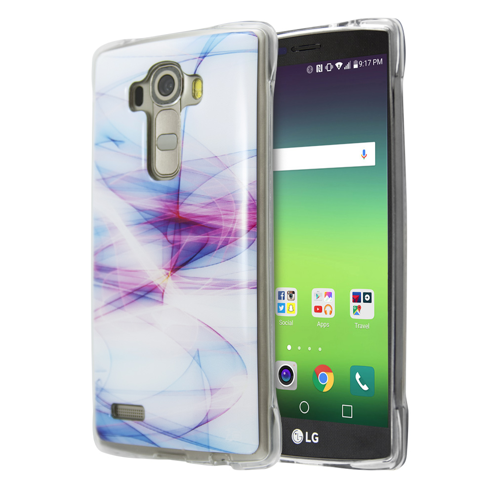 Guardian White Nebula Case for LG G4