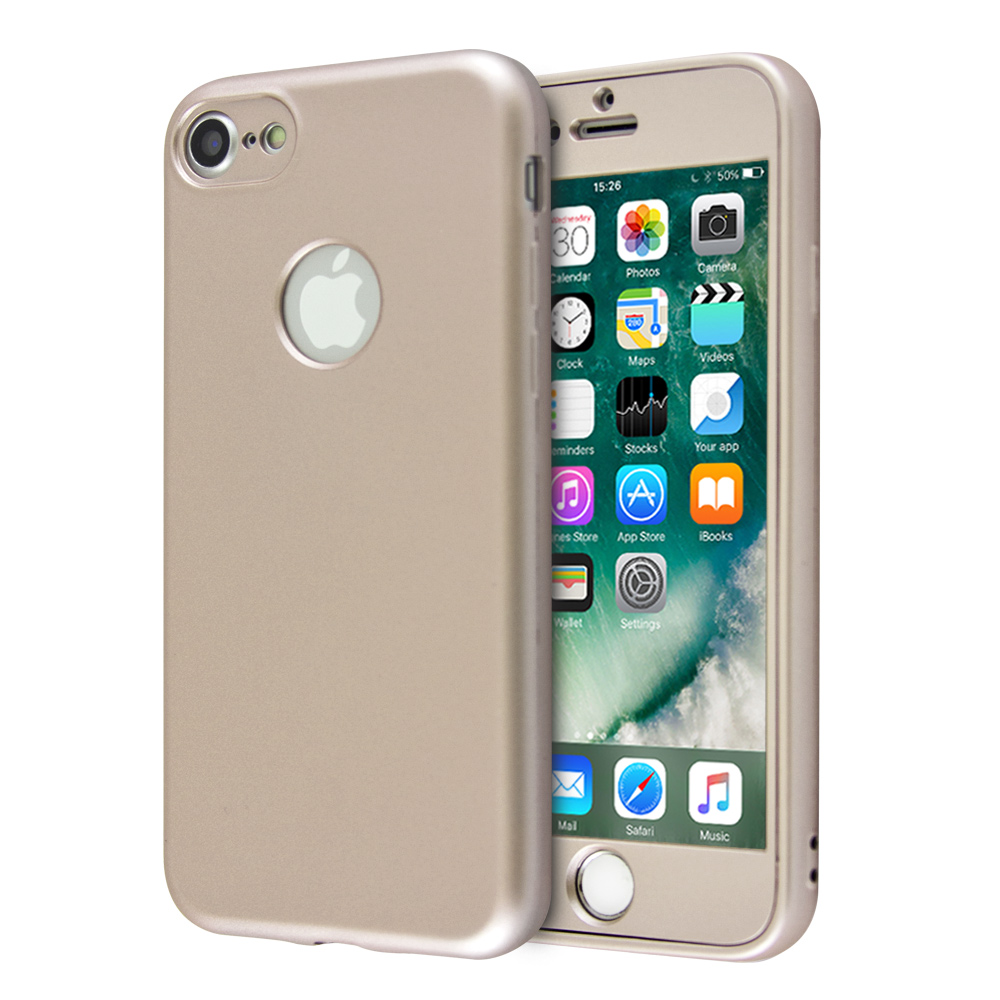 Guardian 360° Full Protect Soft Case Cover For iPhone 7