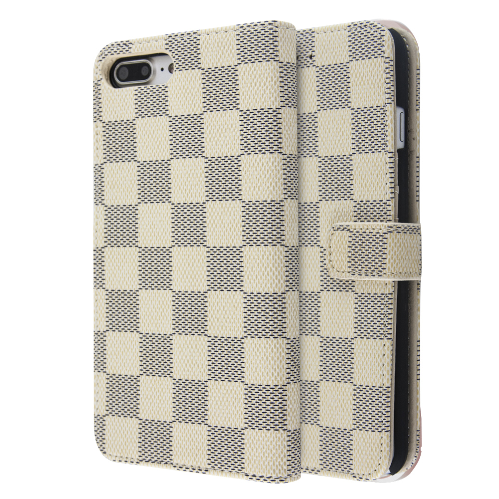 iCase Checkerboard Book For iPhone 7 Plus/8 Plus
