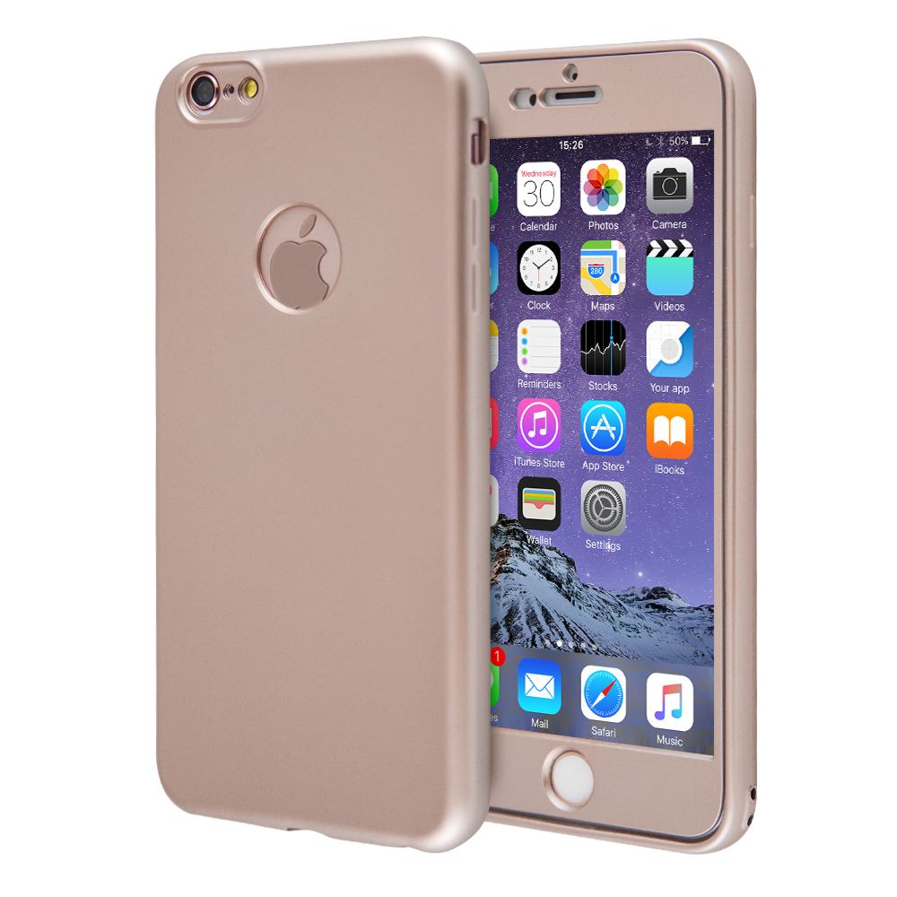Guardian 360° Full Protect Soft Case Cover For iPhone 6 Plus/6s Plus