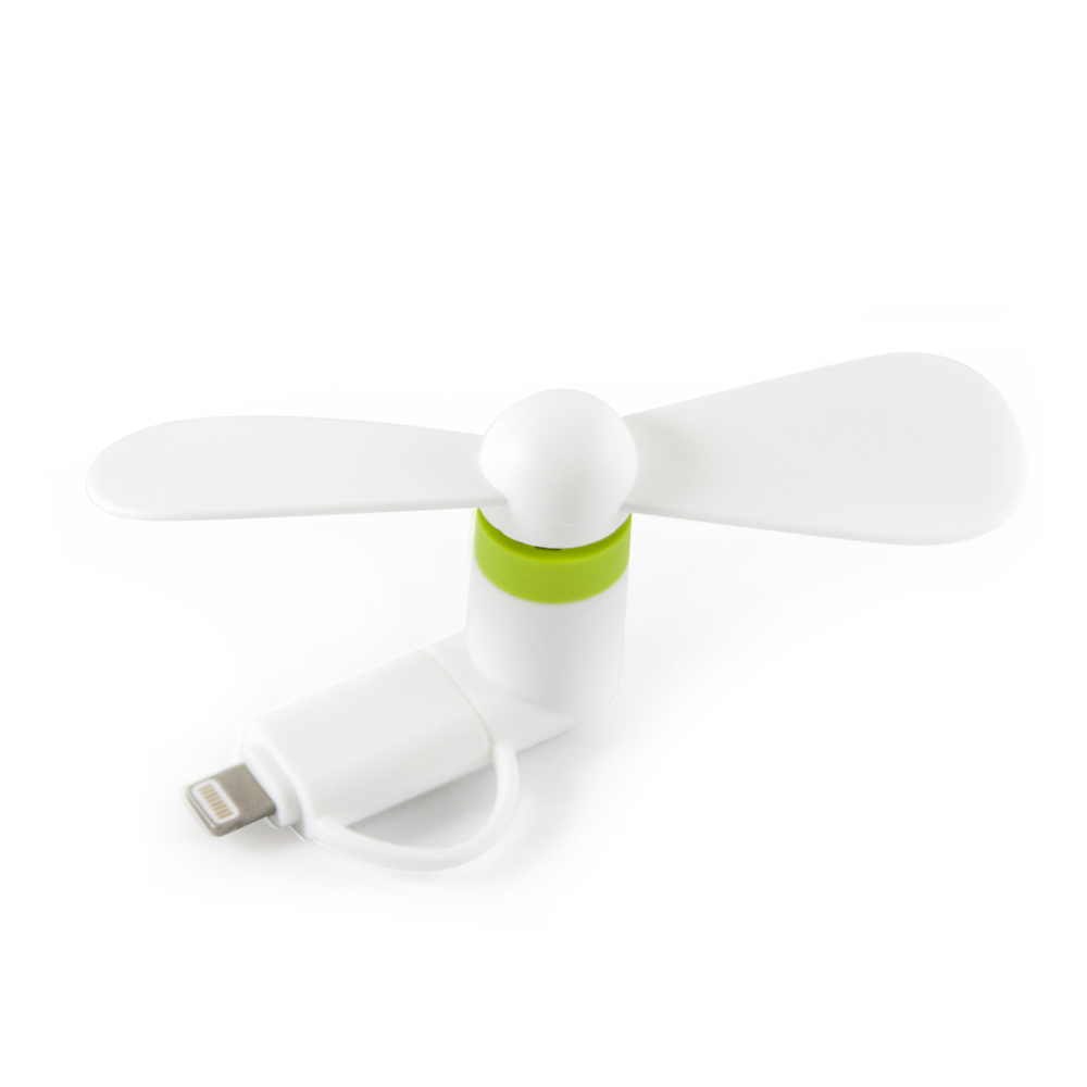 2 in1 Mini Usb Fan Portable Fan