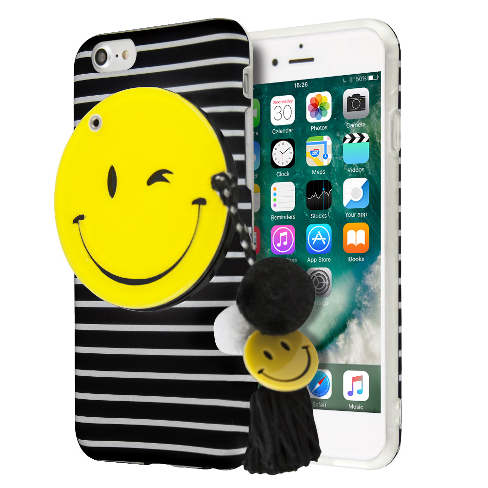 iCase Mirror Smiley For iPhone 7/8