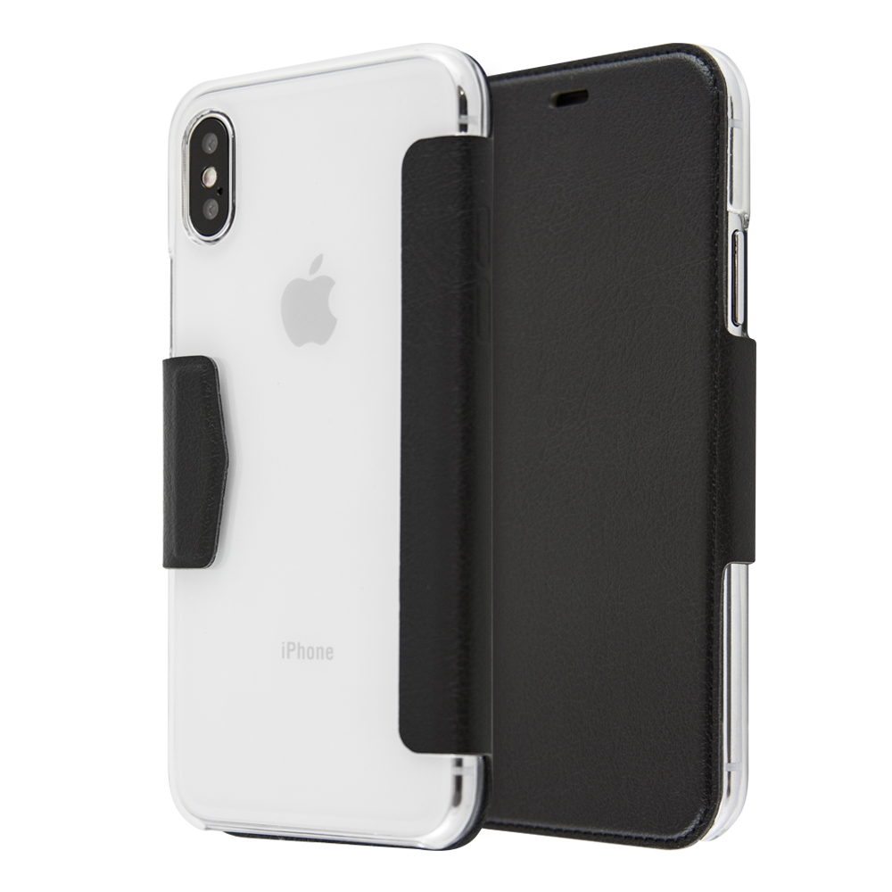 new styles 94843 cd92b x-doria Engage Folio For iPhone X / XS