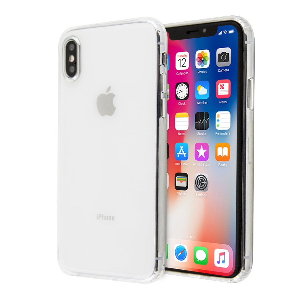 Sublime Thick Silicone Case For iPhone X / XS
