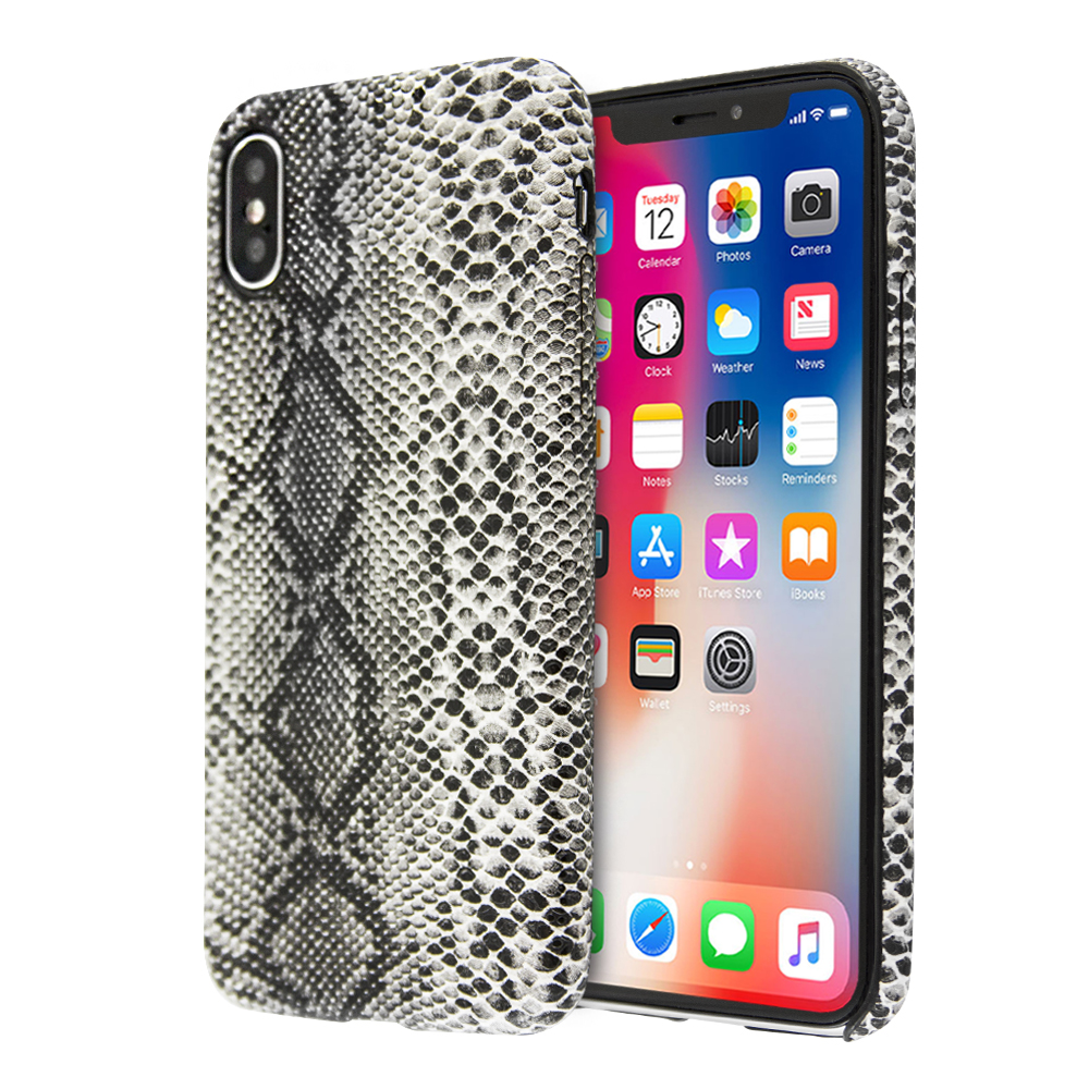 Merge Snake Skin Natural Case For iPhone X / XS