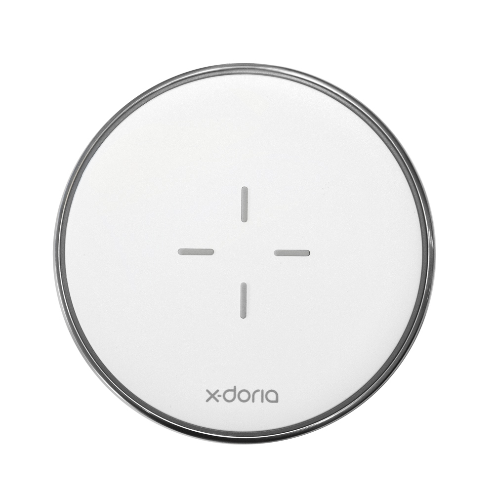 x-doria Pebble 10W Qi Wireless Fast Charge Charger