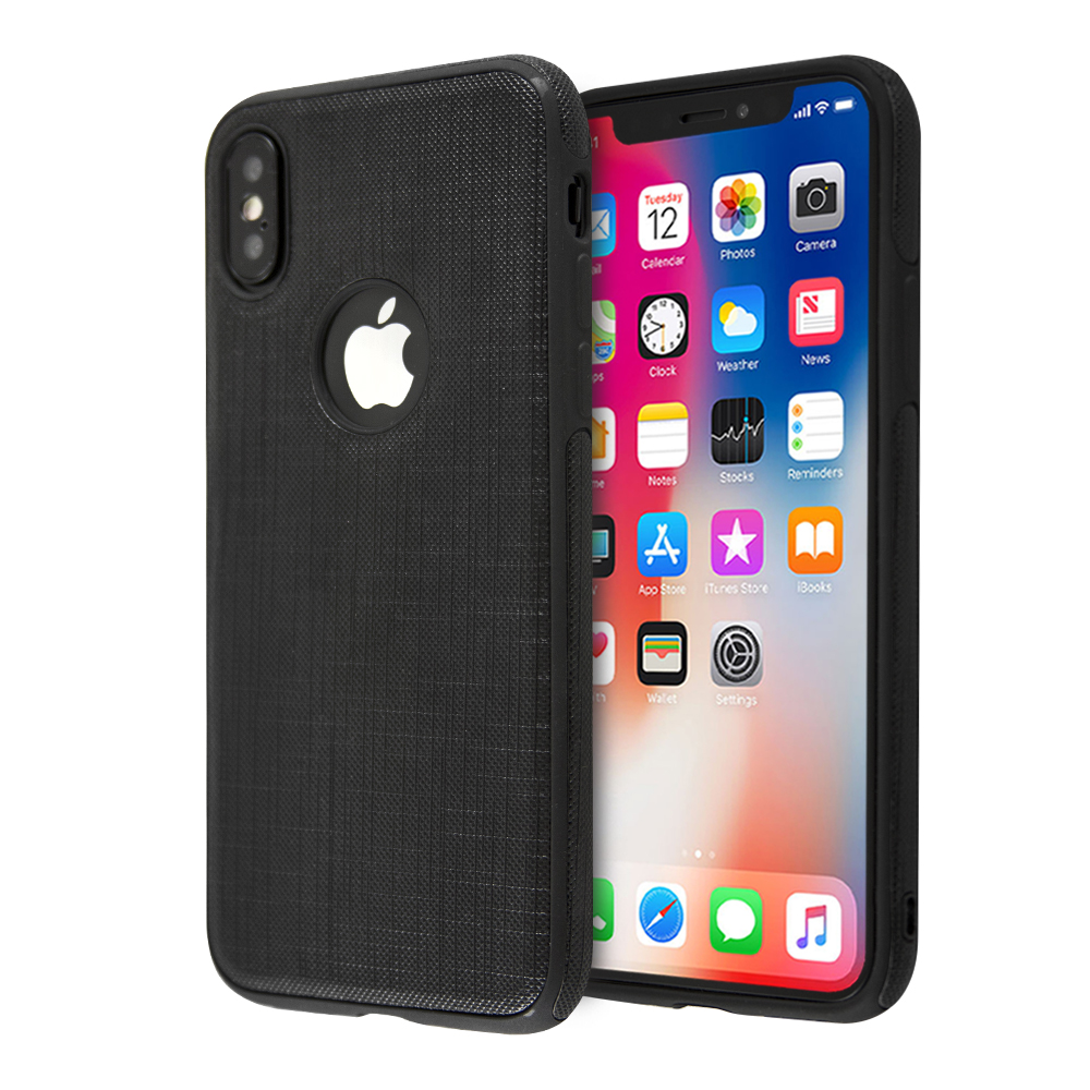 Guardian Linen Case For iPhone X / XS
