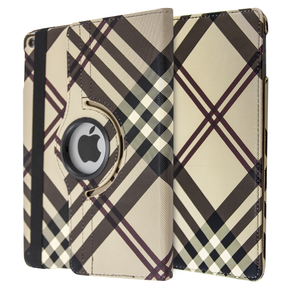"iCase 360° Tartan Pattern for iPad 9.7"" (2017)"