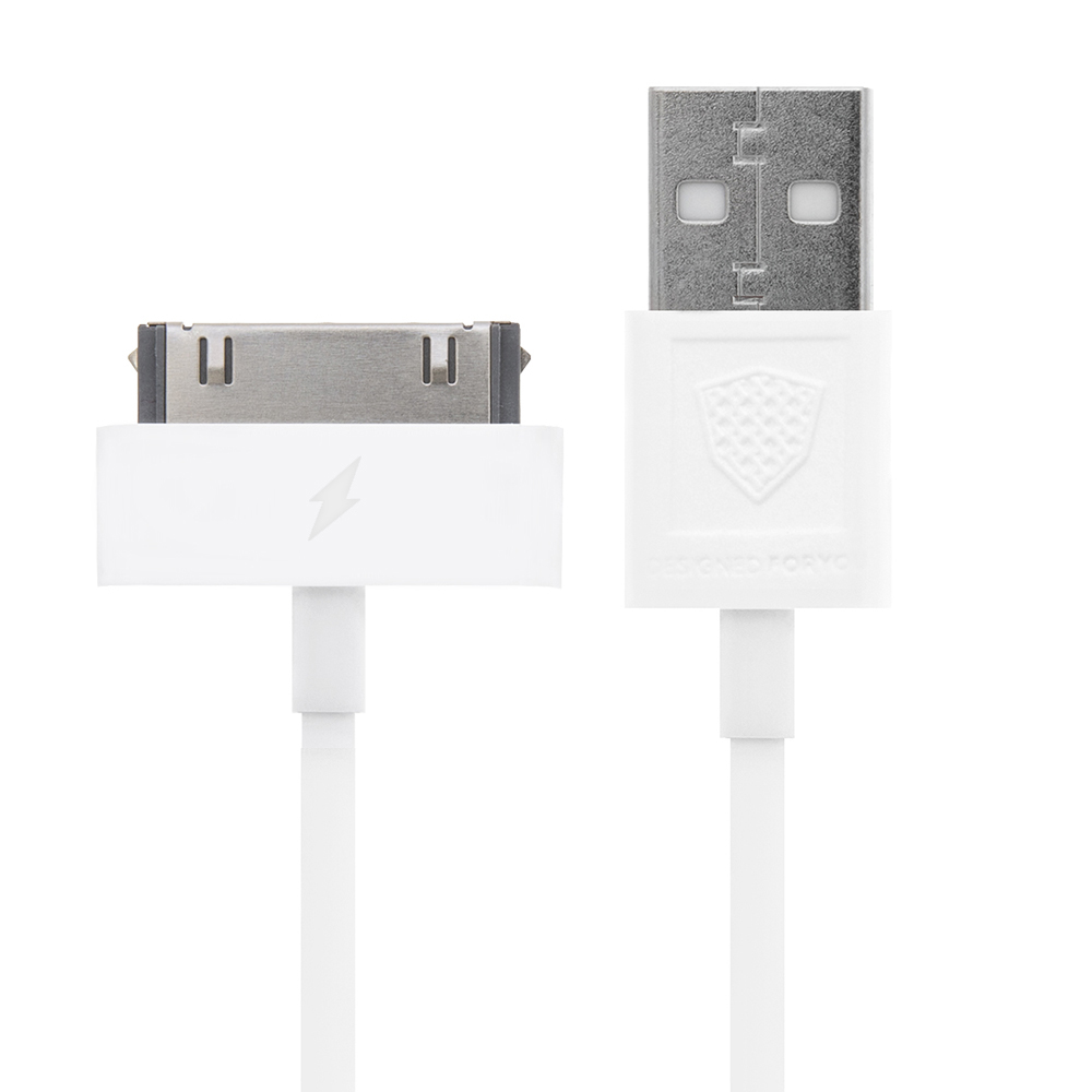 inkax Super Speed Data Line 30-Pin to USB Cable