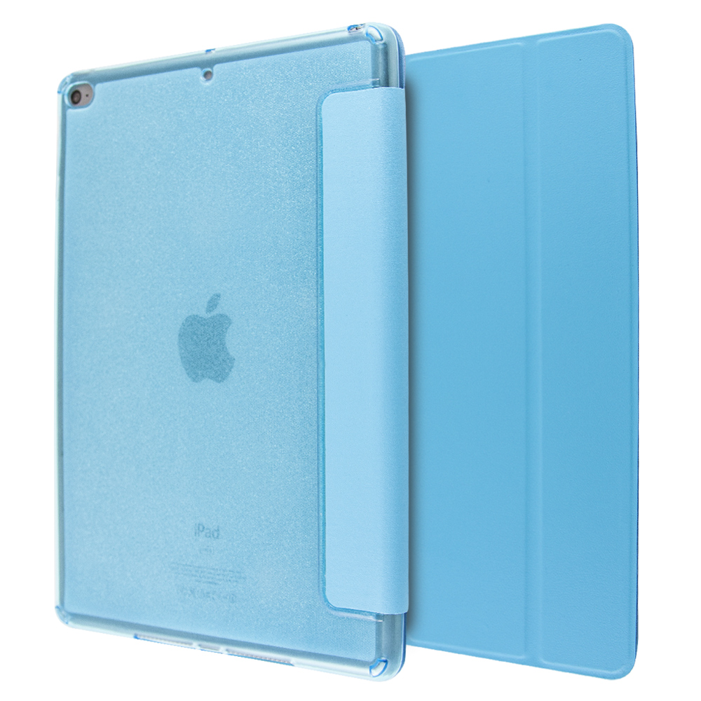 iCase Smart Silicone Glitter For iPad 2-3-4
