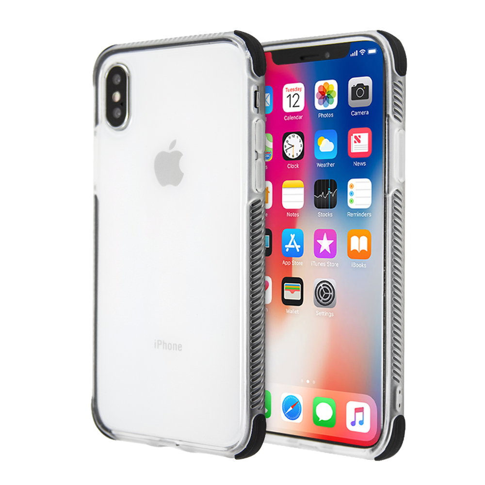 Sublime Shield TPU Case For iPhone X / XS