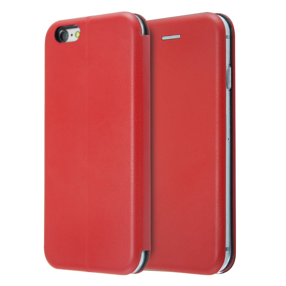 iCase PU Leather Book for iPhone 6/6s