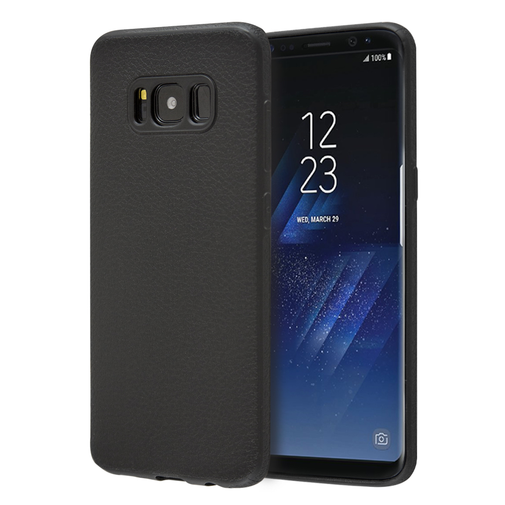Guardian Leather Feel TPU Case For Galaxy S8