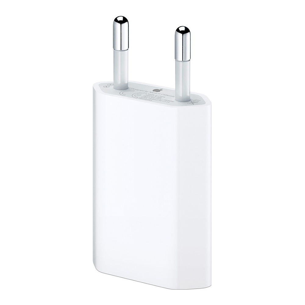 Apple Original USB Power Adapter Φορτιστής Κινητού (A1400)