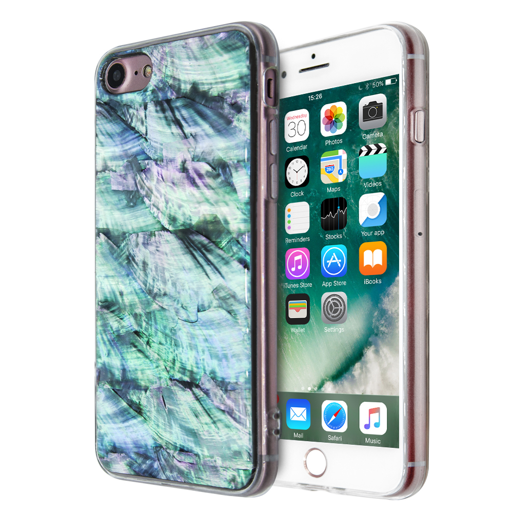 Annitas Island Mother of Pearl Case For iPhone 7/8