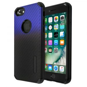 Θήκη FoneFX Cornered Mesh Gradient για iPhone 7/8 Plus (Μπλε)