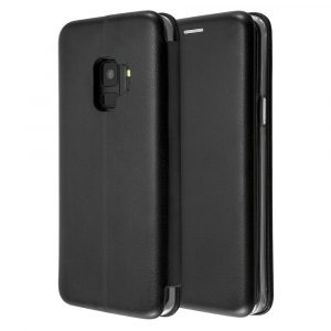 iCase PU Leather Book for Galaxy S9
