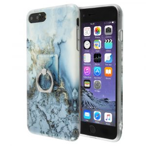 Merge Marble Ring Case For iPhone 7 Plus / 8 Plus
