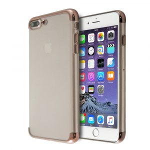 Merge Silicone Metallic Edge Case For iPhone 7 Plus/8Plus