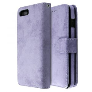 iCase Magnet Cloud Leather Book For iPhone 7 Plus/ 8 Plus
